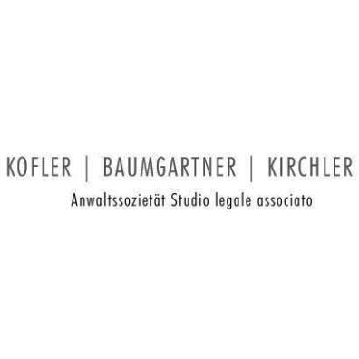 ANWALTSSOZIETAET KOFLER -BAUMGARTNER-KIRCHLER