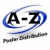 A-Z POSTER DISTRIBUTION