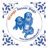 ORANGE AUSSIE DOGS
