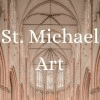 ST. MICHAEL ART