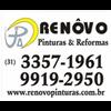RENOVO PINTURAS E REFORMAS PREDIAIS