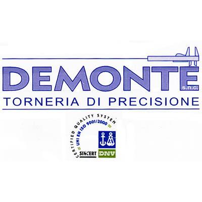 DEMONTE - TORNERIA DI PRECISIONE