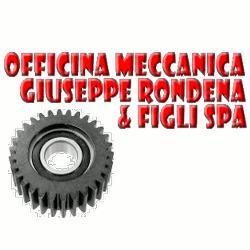 OFFICINA MECCANICA GIUSEPPE RONDENA E FIGLI SPA