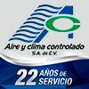 AIRE Y CLIMA CONTROLADO S.A. DE C.V.