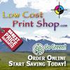 LOW COST PRINT SHOP