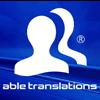 ABLE TRANSLATIONS LDA.