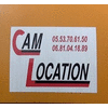 CAM LOCATION