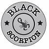 BLACK SCORPION HOME DECOR