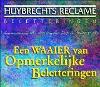HUYBRECHTS RECLAME