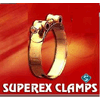 SUPEREX CLAMPS