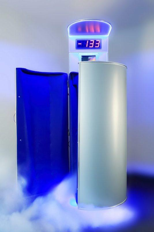Cryosauna Cryomed Pro, Cryotherapy machine, 3 years warranty