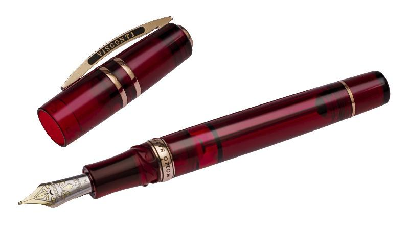 VISCONTI HS CRYSTAL CAPUT MUNDI LIMITED EDITION