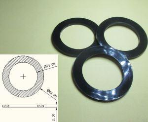 Sealing gasket, silicone rubber gasket washer screws with
