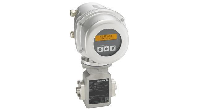 Proline Promag 50H Electromagnetic flowmeter, ENDRESS+HAUSER