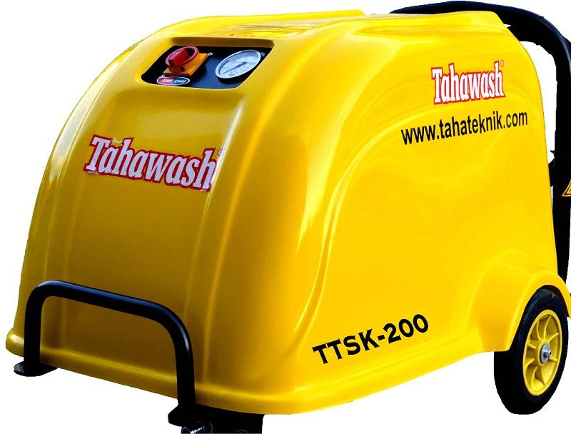 CAR WASHING MACHINE , 200 BAR, COLD WASHING, TAHA TEKNIK