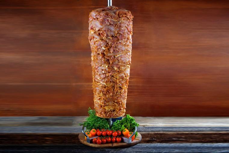 Broches de kebab