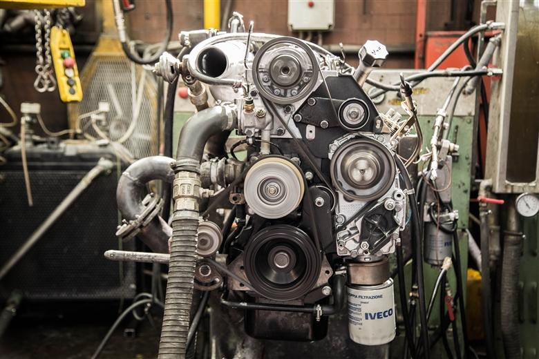 Engine Remanufacturing