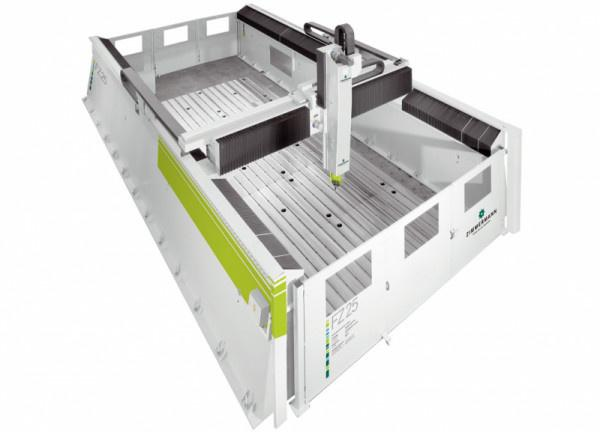 CNC Portal Milling Machine FZ25