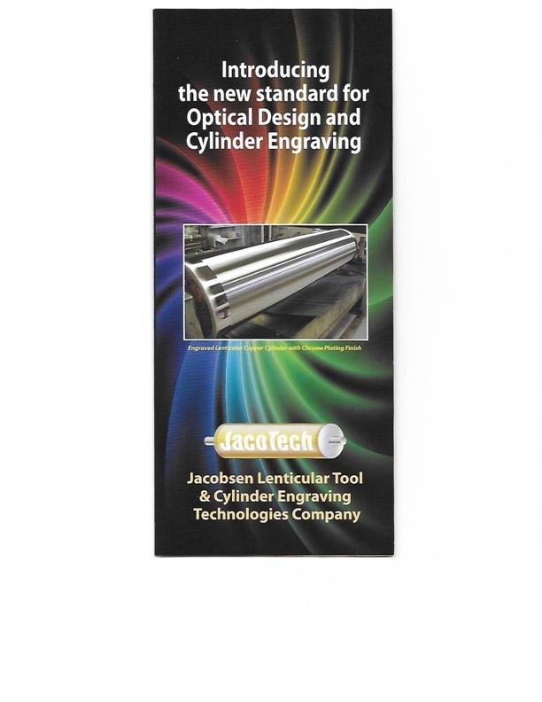 Lens Design & Cylinder Engraving