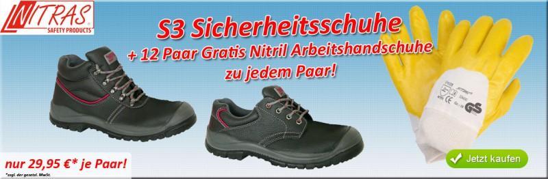 competitive price af4cb 8b69b Sicherheitsschuhe - DK-Arbeitsschutz , Hochwertige ...