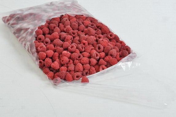 IQF Raspberry sort willamet rolend 95-5