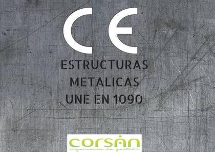 Marcado CE Estructuras Metálicas