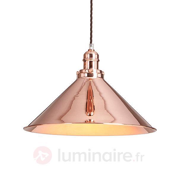 Suspension Brillante Provence Au Design Industriel Cuisine Et Salle