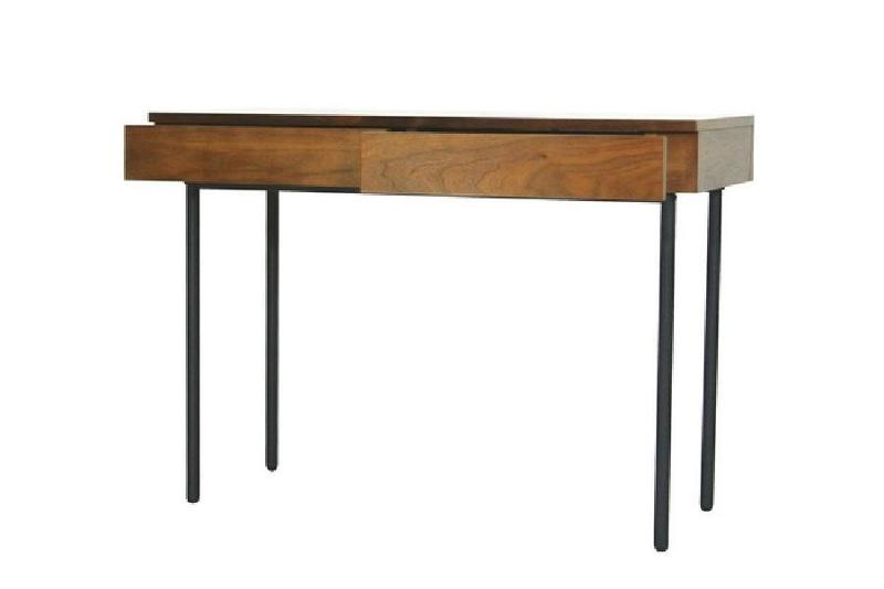 Bureau en bois design industriel 299 u20ac meni mycreationdesign.com