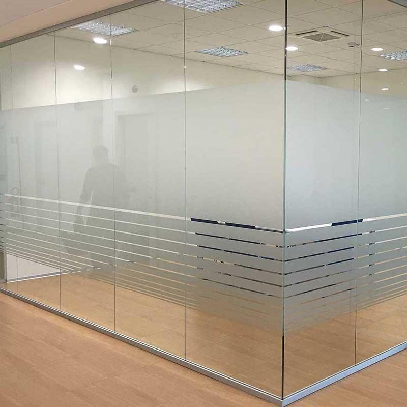Pellicole privacy per vetri