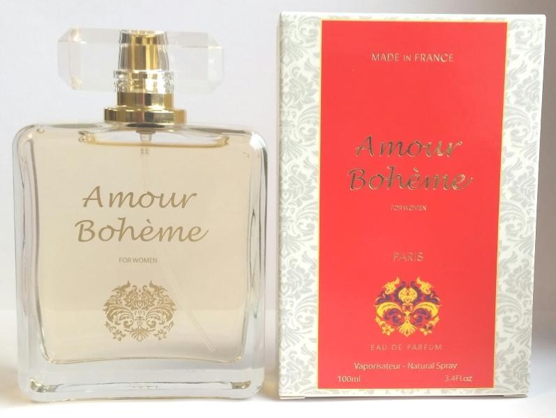 Parfum Amour Bohème Eau De Parfum Pour Femme Floral Tubereuse