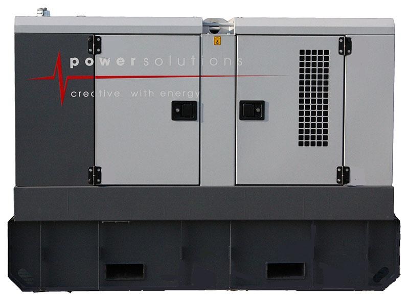 Generator 33 kVA - Technische Fiche