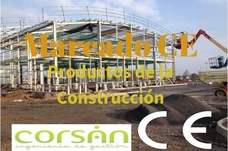 Marcado CE Productos Construcción