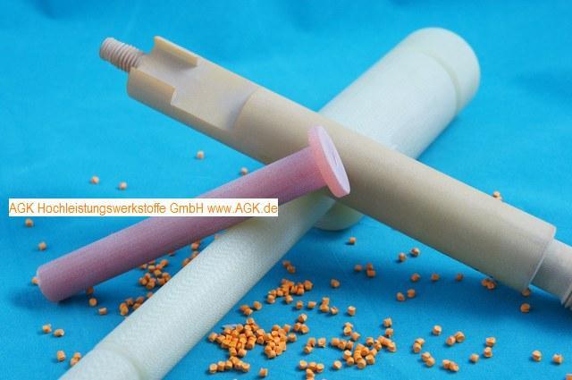 Isolierteile aus Hartgewebe und Hartpapier