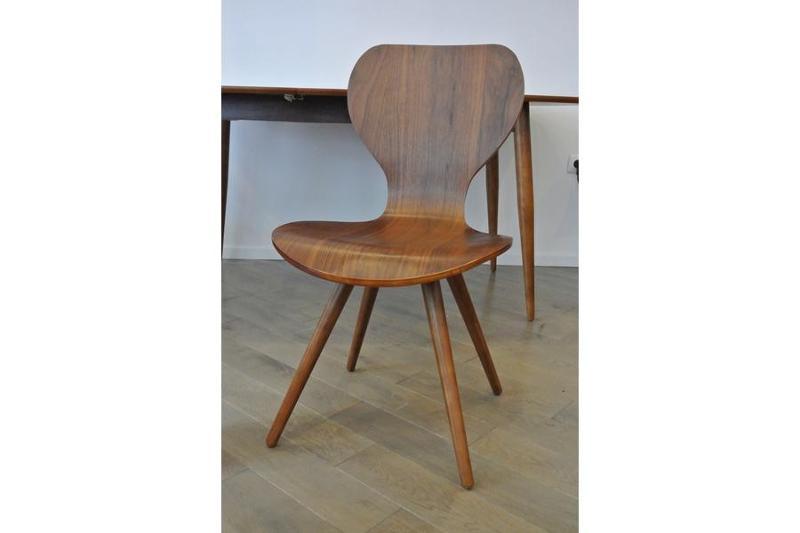 Chaise En Bois Design Scandinave 199 EUR SIERRA MYCREATIONDESIGN