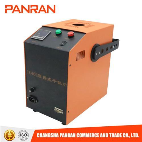 Dry block temperature calibrators