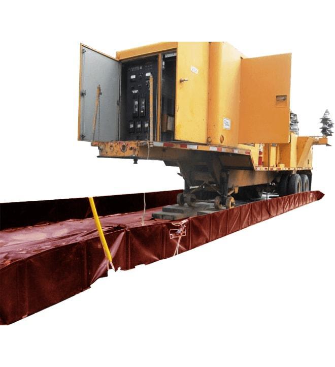TRFLEX®-ECO TRUCK : bac de rétention pour camions