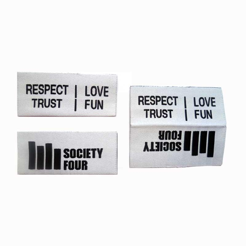 Woven labels, We can make different kinds of woven labels