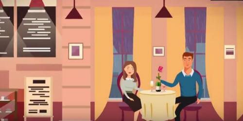 Презентационный ролик для экстрасенса Виолетты