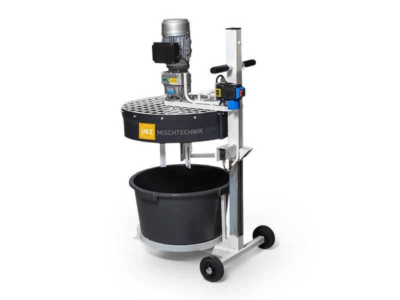 Compact Compulsory Mixer up to 50 kg ready mix