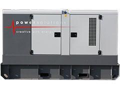 Generator 110 kVA - Technische Fiche