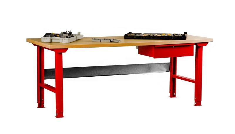 Great Metal Workshop Table