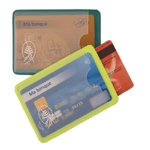 rencontrer comment acheter différents types de Etuis souple blindé, Etui souple blindé 2 cartes recto/verso ...
