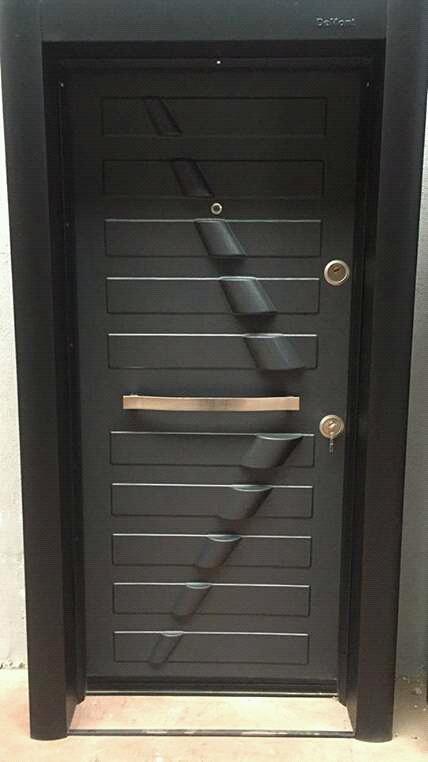 steel door, steel security doors, ELBRUS GLOBAL, Turkey