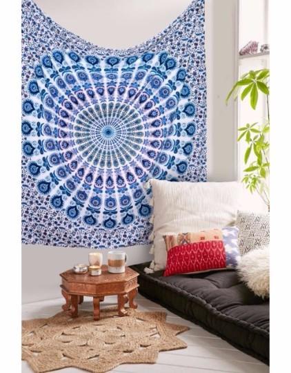New Mandala Wall Hanging Home Decor Hippie Bohemian  Tapest