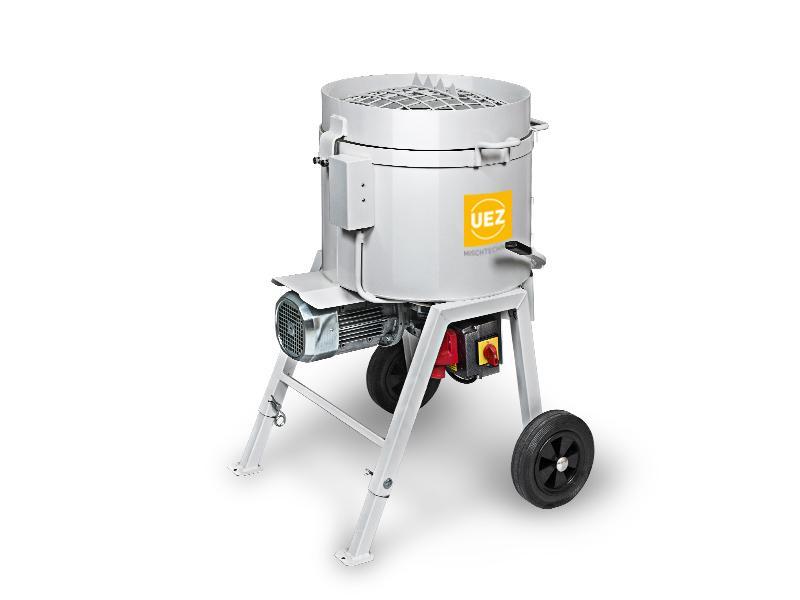 Laboratory Compulsory Mixer up to 35/50 kg ready mix
