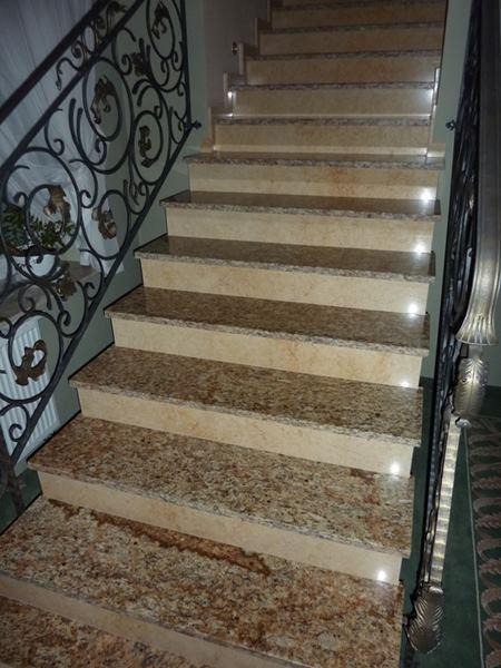 Treppen, auf Anfrage Granit, Marmor, Sandstein, Schiefer ...