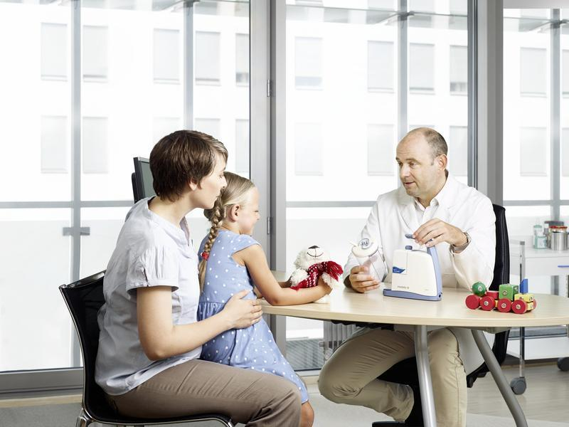 Clario Toni Pädiatrische Absaugpumpe der Atemwege