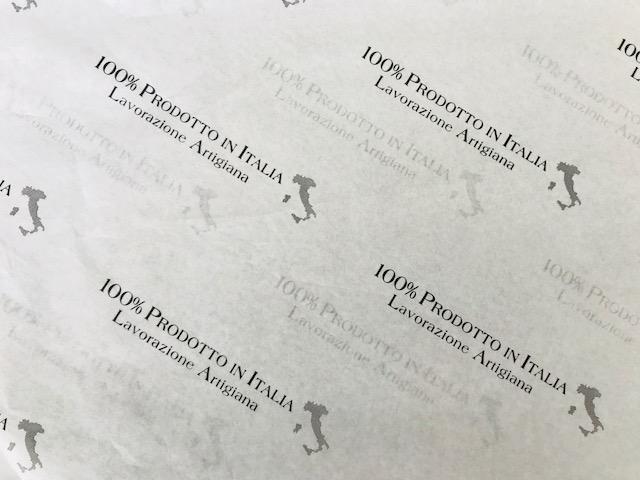 Carta Velina personalizzata/ Personalized Tissue Paper