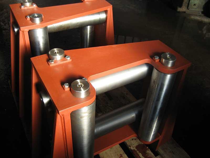 Elementy stalowe dla branż stoczniowej i offshore