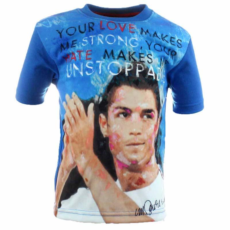 T-shirt calcio CR85